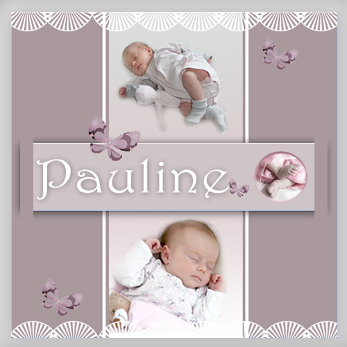 Cadre Pauline