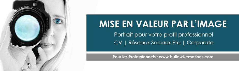 Photographe Bussy Saint-Georges 77 | Portrait Profil PRO - CV