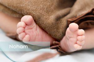 Noham pieds